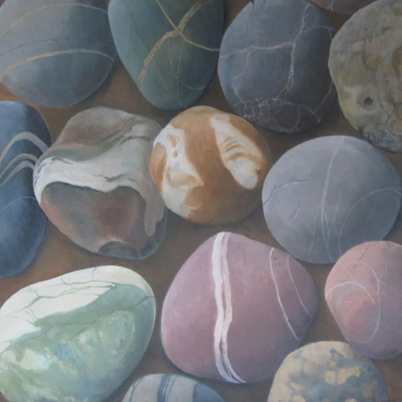 Coloured Stones Image