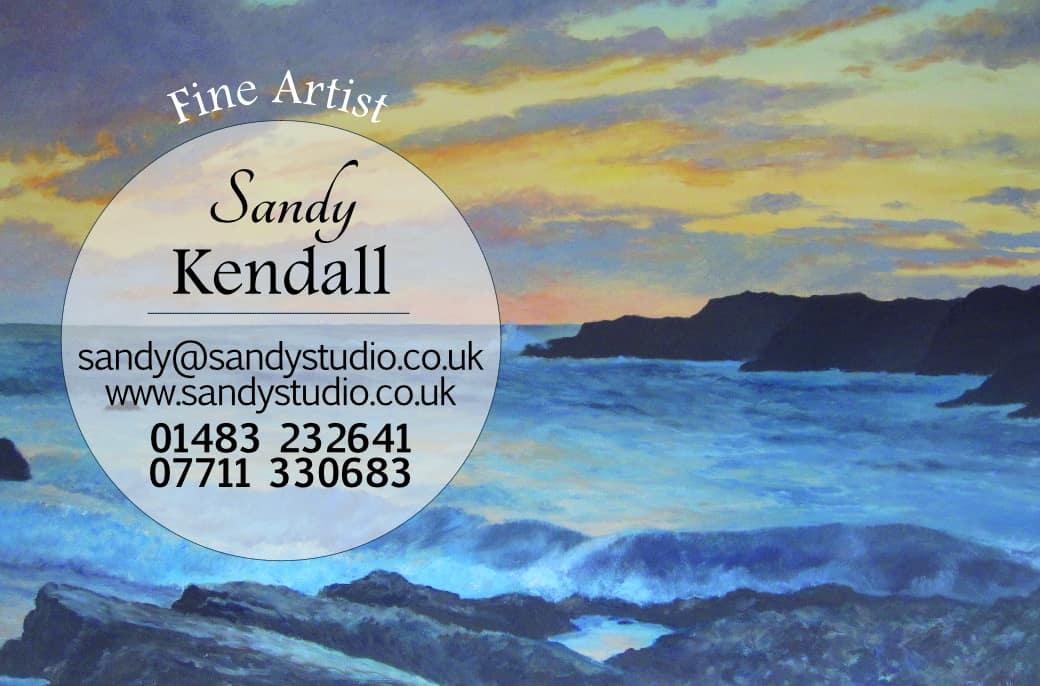 Sandy's Studio