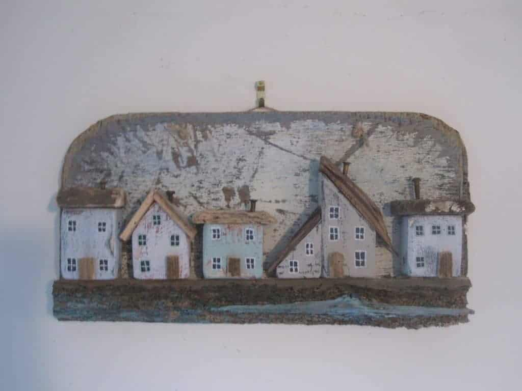Driftwood Cottages 1 (wave) Image