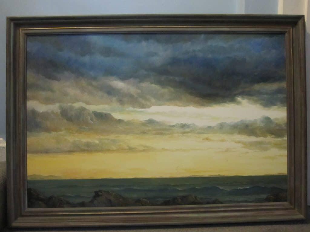 Skyscape Firth of Forth, Scotland 1 Image