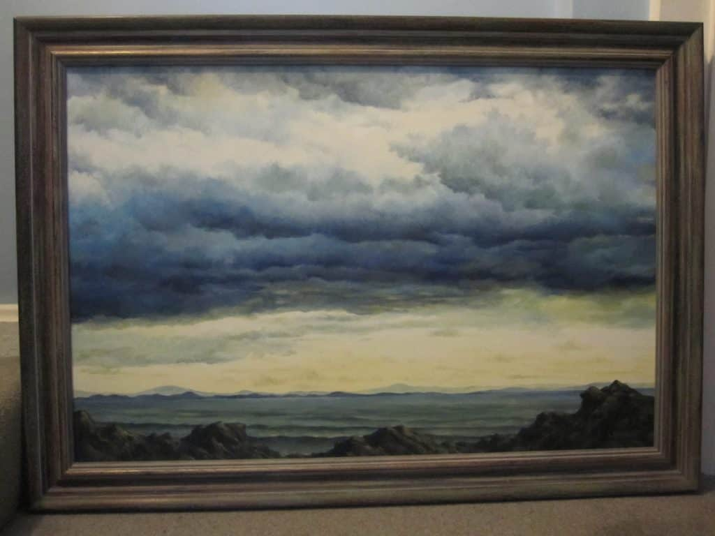Skyscape Firth of Forth, Scotland 3 Image