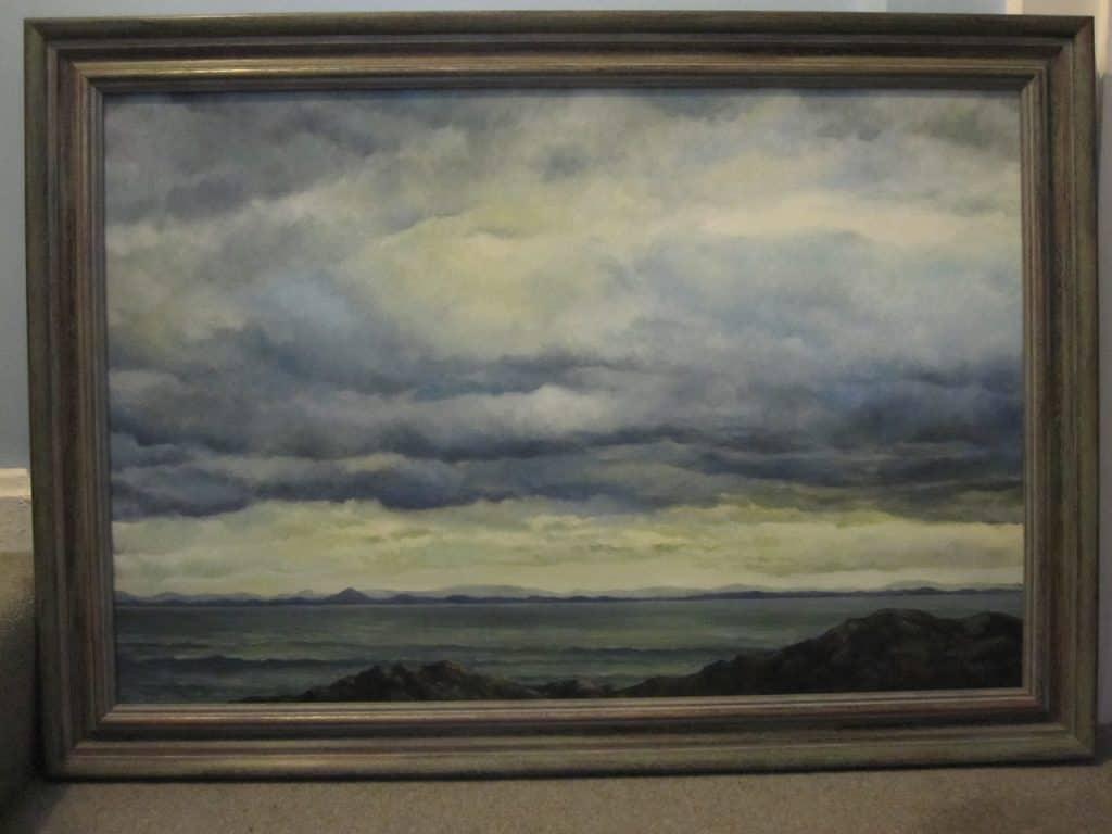 Skyscape Firth of Forth, Scotland 6 Image
